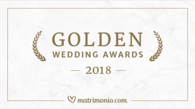 Golden Wedding Awards: ci siamo anche noi!