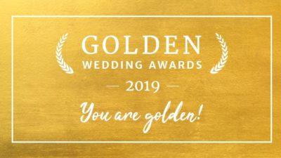 GOLDEN WEDDING 2019